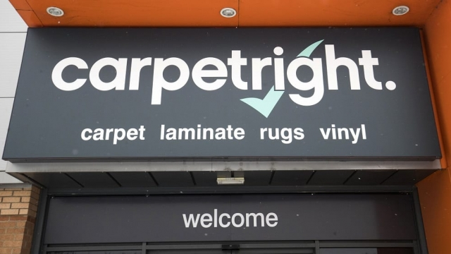 Carpetright which has said that 300 jobs will be axed and 92 stores closed under a restructuring plan following tough trading. (Photo: Danny Lawson/PA Wire)