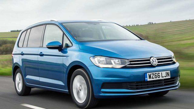 Article thumbnail: Volkswagen Touran