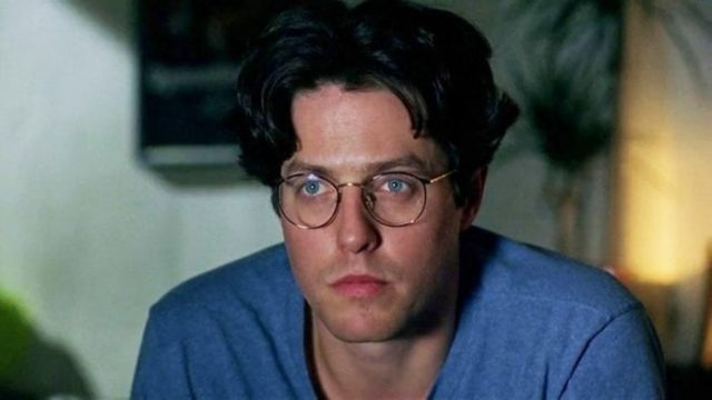 Hugh Grant in Notting Hill