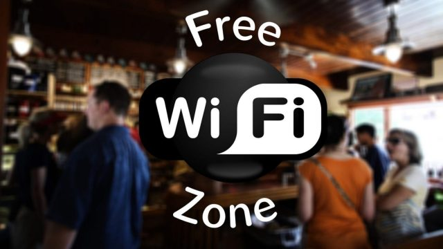 Free Wi-Fi connections are useful, but should be approached with caution (Photo: Pixabay)