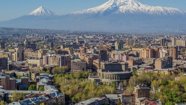 Article thumbnail: Yerevan is one of the world's oldest cities (Serouj Ourishian)
