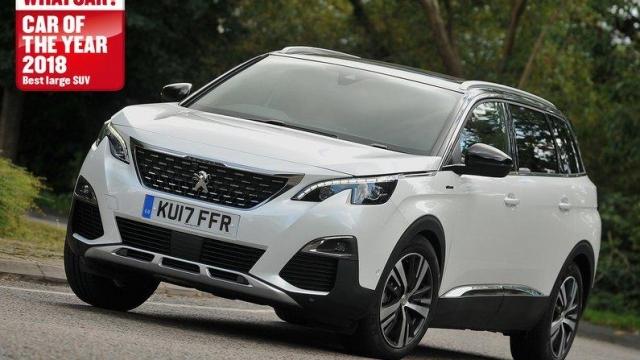 Article thumbnail: Peugeot 5008