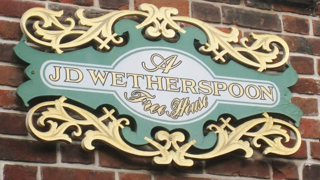 Weatherspoons lovers may need to sit down for this one - the popular pub chain have changed their menu. (Oast House Archive)