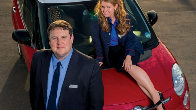 Peter Kay's Car Share reaches another final conclusion on Monday. Photo: BBC