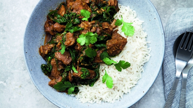 Lamb curry from The Hairy Dieters Make It Easy: Lose Weight and Keep It Off the Easy Way