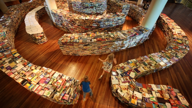 Books can open up whole new worlds of adventure (Photo: Getty)