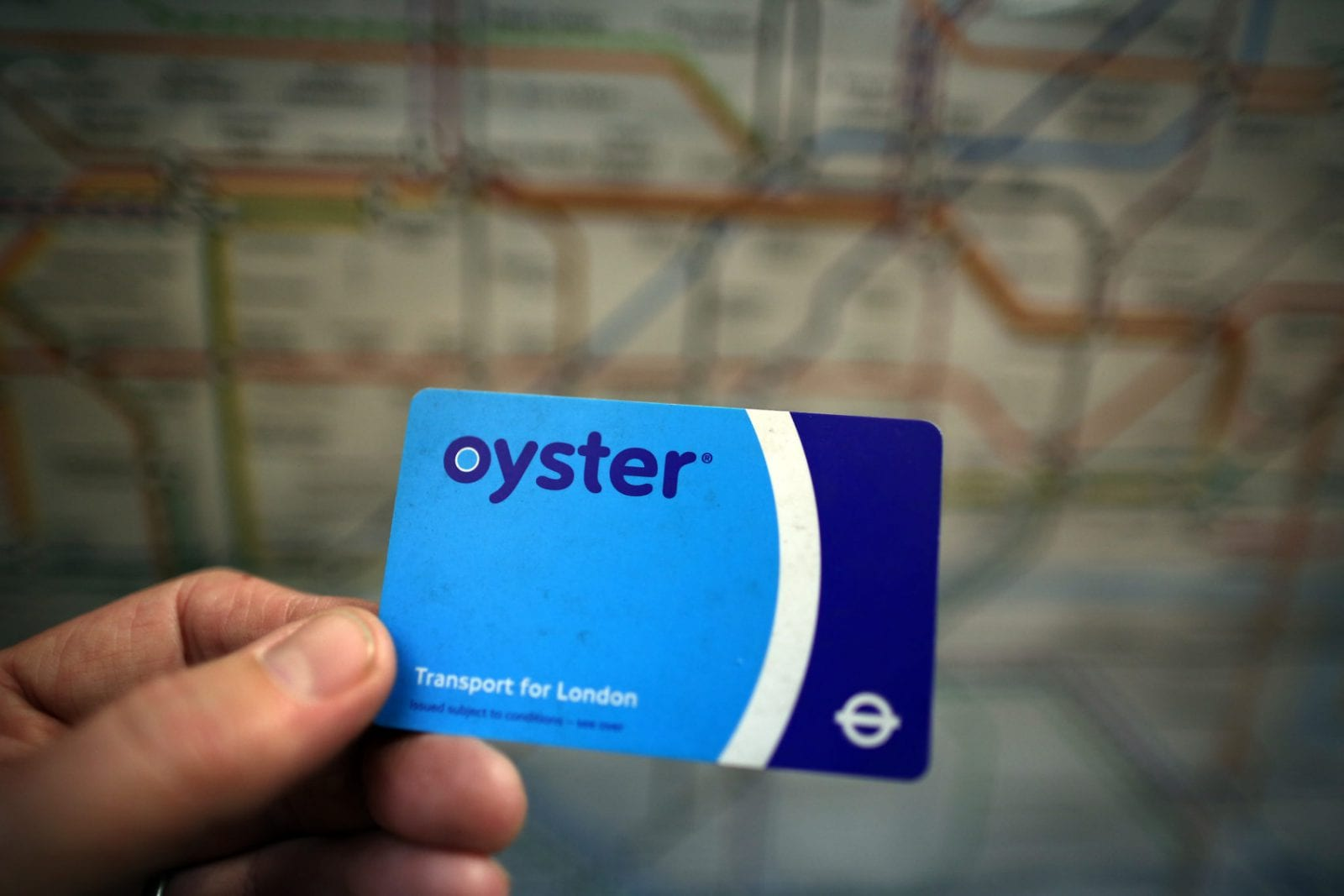 the £321m stuck on unused oyster cards is proof it needs