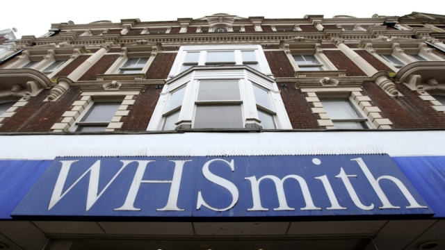Founded in 1792, WH Smith is one Britain's most venerable retailers. But Which? claims customers are unimpressed. (Photographer: Chris Ratcliffe/Bloomberg via Getty Images)