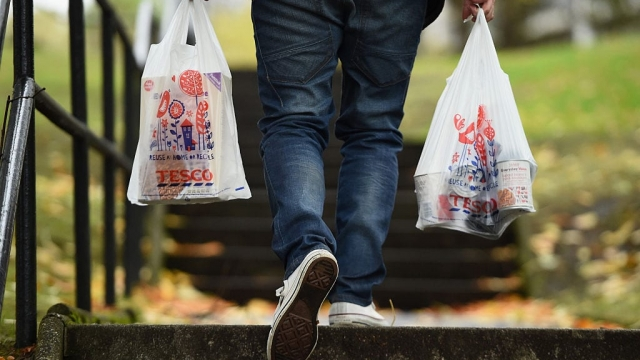 Shoplifting is on the rise in Scotland, according to Police Scotland statistics (Photo: Getty)