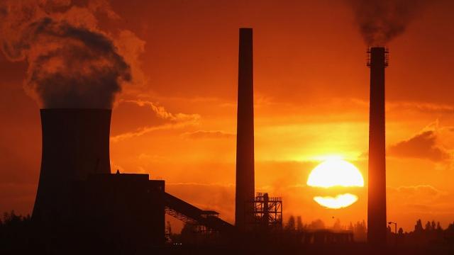 Steel processing plant