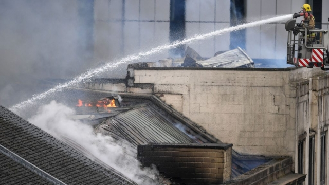 The Scottish Fire and Rescue Service was formed in 2013 after the merger of eight regional services (Photo: Getty)