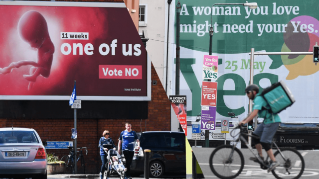 Much of the referendum campaign has taken place in the open - on billboards, for example - but the story on social media is murky (Photo: Getty)