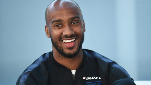Fabian Delph was a shock inclusion in the England World Cup squad (Getty Images)