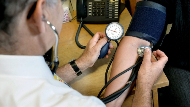 Fewer people are getting to see their family doctor (Photo: Anthony Devlin/PA) Wire