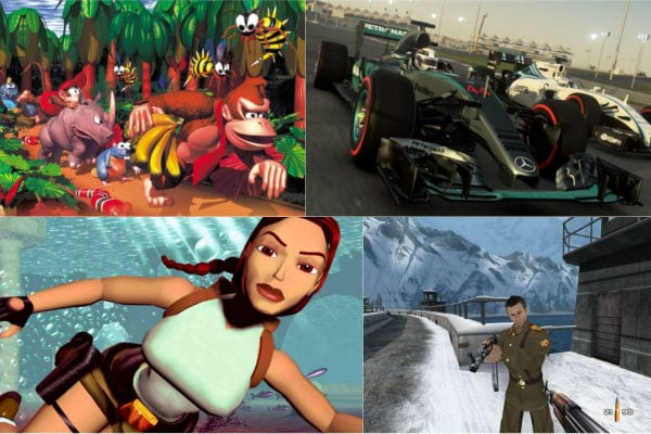 Article thumbnail: Midlands games collage