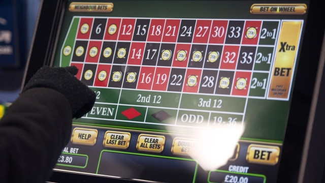 The Government will now slash the amount people can stake on fixed-odds betting terminals will now be cut from £100 to £2 (PA)