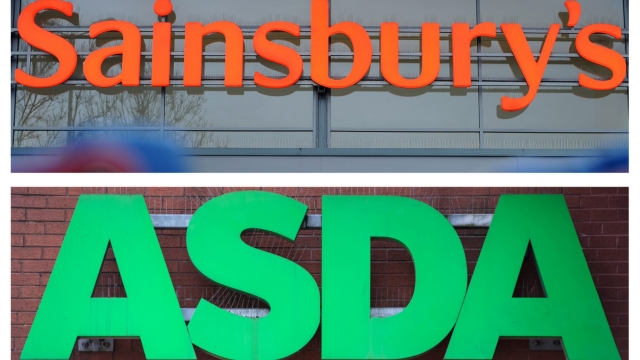 Sainsbury's and Asda may be forced to close as many as 245 of their storeds in order for their proposed merger to get the green light (Photos: Gerry)