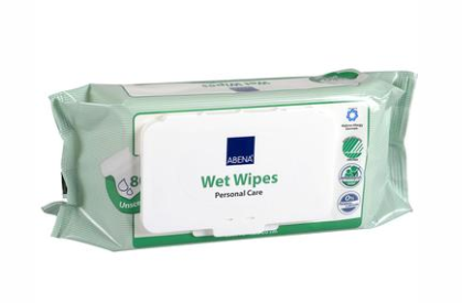 There has been a mixed reaction to the news the Government will ban wet wipes