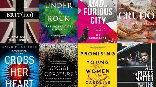 Summer books 2018
