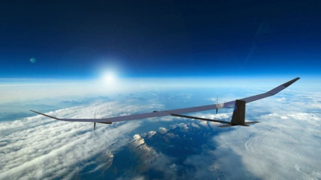 BAE Systems and Prismatic drone runs on solar power and stored electricity (Photo: BAE)