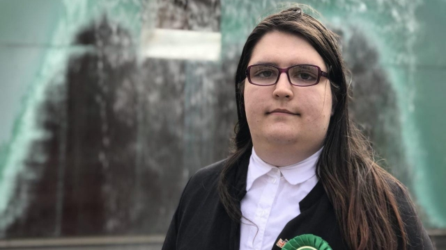 Aimee Challenor was the subject of a BBC piece yesterday. (Aimee Challenor)
