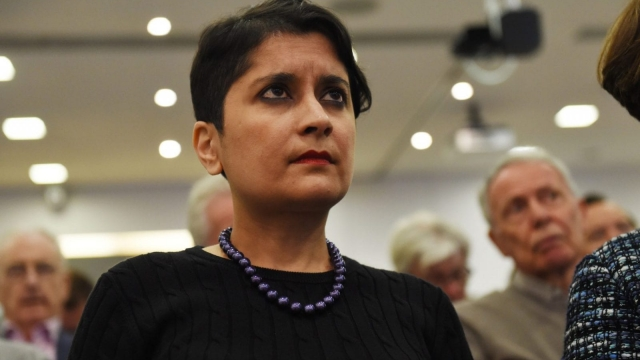 Shami Chakrabarti: Jeremy Corbyn won't be around forever (Photo:David Mirzeoff/PA Wire)