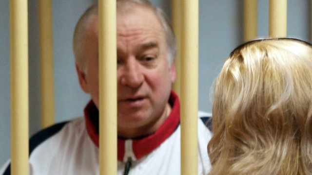 Sergei Skripal, pictured, has been released from hospital after spending more than two months there following exposure to nerve agent Novichok. (Photo: AFP/Kommersant Photo / Yuri Senatorov/ Russia Outyuri/Getty)