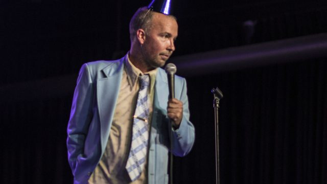 Doug Stanhope: 'Everyone loves a good storyteller.' Photo: Brian Hennigan