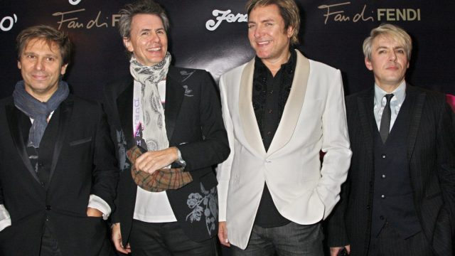 Duran Duran have been given a BBC4 tribute evening (LtoR) Roger Taylor, John Taylor, Simon Le Bon and Nick Rhodes (Getty Images)