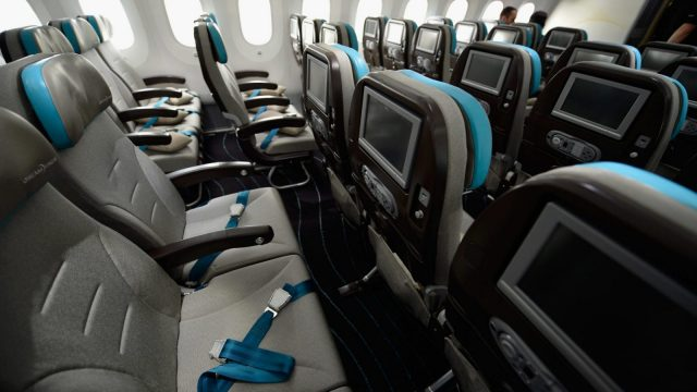 The joy of a long haul flight (Christopher Furlong/Getty Images)