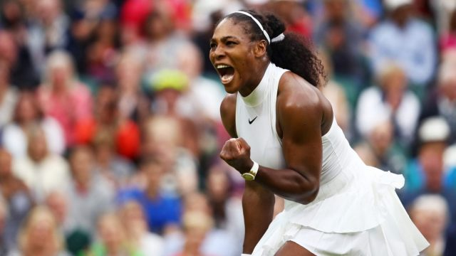Serena Williams has been named No 25 seed for Wimbledon 2018 (Getty Images)