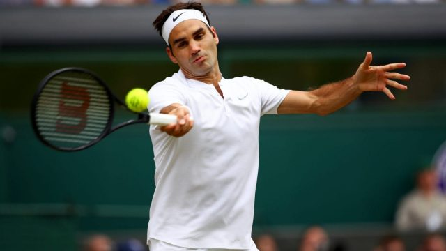 Roger Federer is the top seed for the draw (Getty)