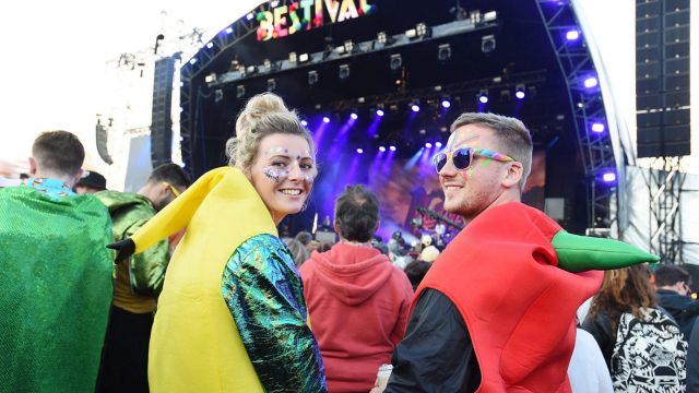 Bestival is to introduce drug testing facilities at this year's event