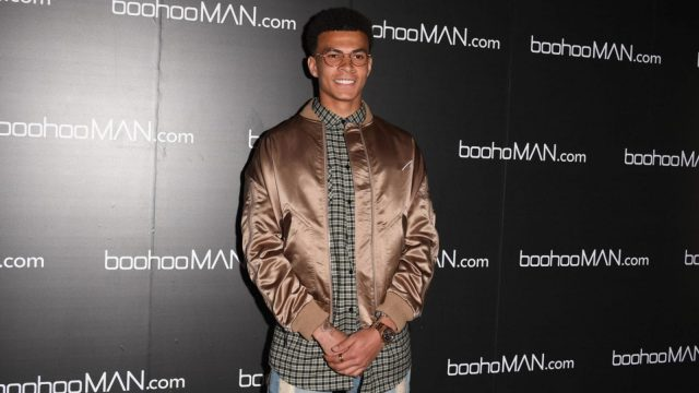 Dele Alli has launched a clothing range with fashion retailer BooHooMAN (Getty Images)