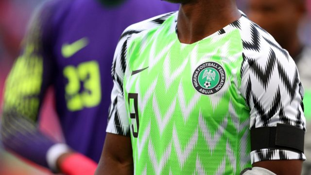 Nigeria's World Cup kit received more than 3 million pre-order requests (Getty Images)