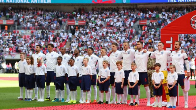 The England team team have received their squad numbers ahead of the 2018 World Cup in Russia.