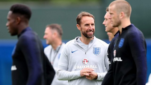 Southgate does not want to play to lose against Belgium (Getty)