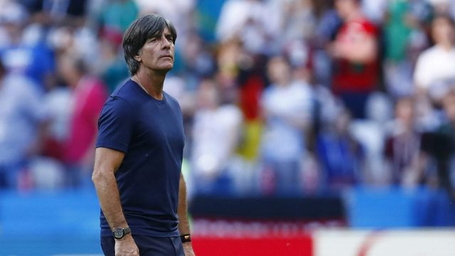 Joachim Löw was shocked by Germany's early World Cup exit (Getty)