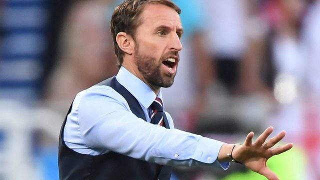 Gareth Southgate was unhappy with defeat to Belgium despite it arguably handing England an easier draw in the knockout rounds (Getty Images)