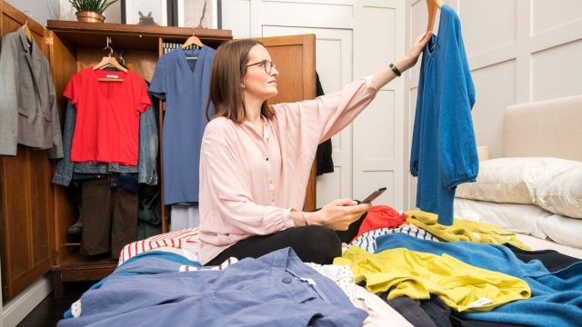 John Lewis customers can earn money by returning unwanted clothing bought from from the department store (Photo: John Lewis)