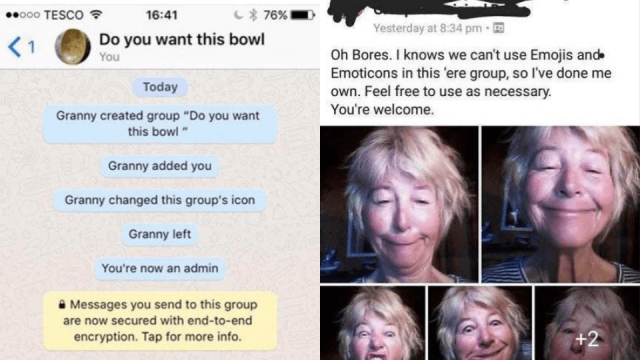 The Facebook Group Where People Share Funny Posts By Confused Family Members