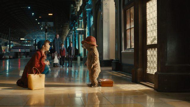 Paddington is a great starter film for children