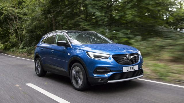 Vauxhall Grandland X review
