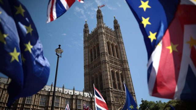 Parliament has two days to deal with with amendments from the House of Lords (Getty)