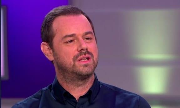 Danny Dyer described David Cameron as a 'twat' on Good Morning Britain (Photo: ITV)