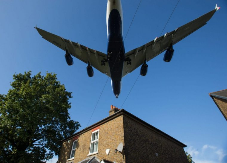 Plans for a third runway at Heathrow Airport are set to be approved by ministers (AFP/Getty)
