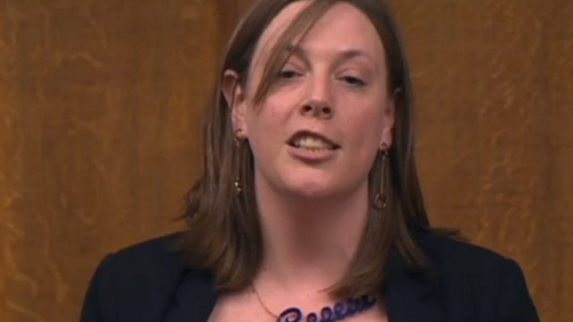 Labour MP Jess Phillips revealed she received 600 rape threats in one night as she called for more to be done to tackle online trolls. (Photo: PA Wire)