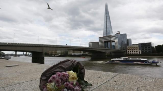 London Bridge terror attacks (Photo: AFP/Daniel Leal-Olivas/Getty)
