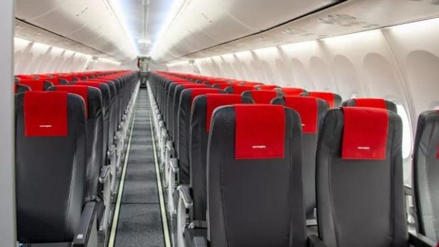 Norwegian is introducing slimmer seats