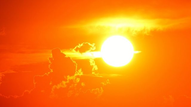 SPF will be needed: The UK is set to experience a three-month heatwave. That's three months of constant banal conversation about the heatwave.